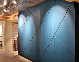 TALENZ, RENNES - design Marc Serazin Architecture Commerciale