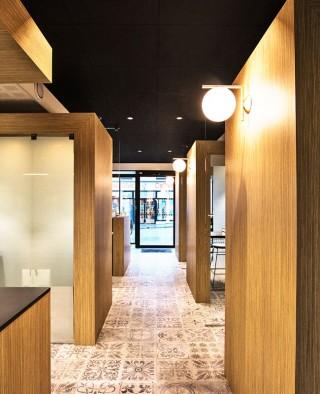 ACE CRÉDIT, VANNES - design Regis La Joie - Architecte Horizon Vertical